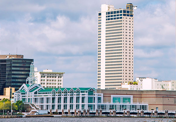 Convention Center in Mobile