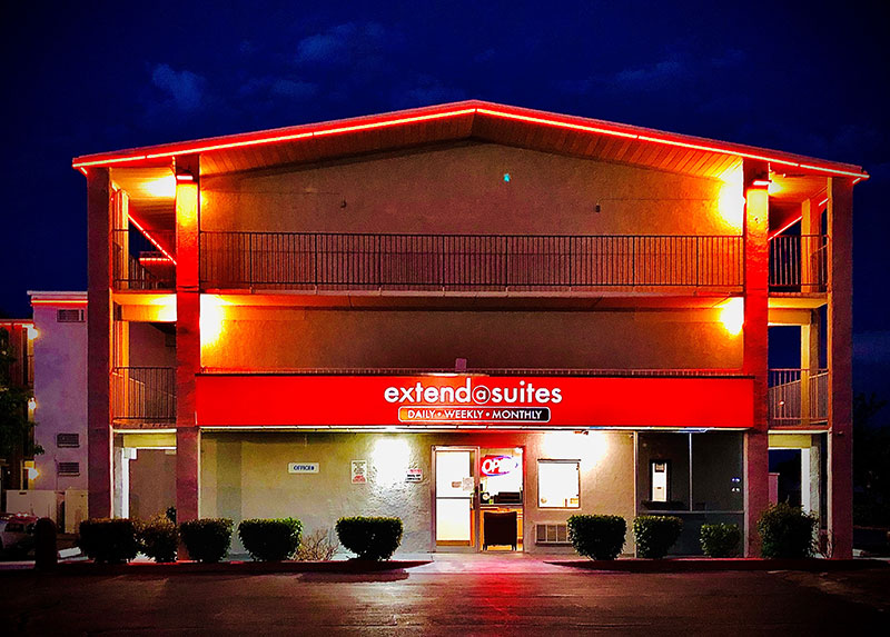 Extend A Suites Albuquerque West
