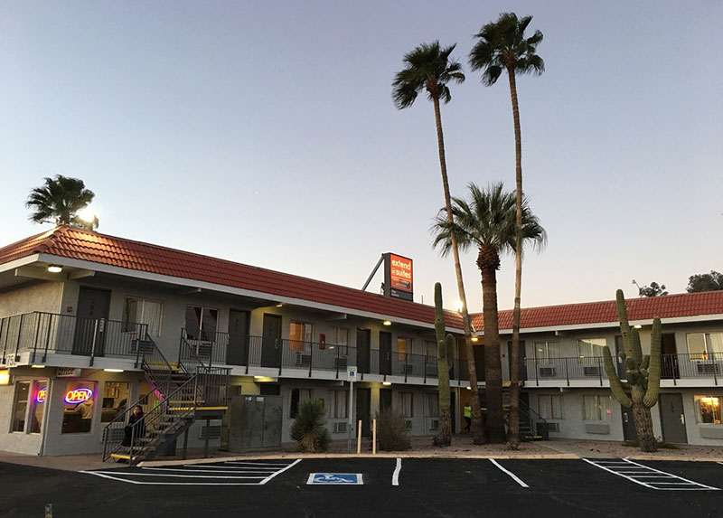 Extend-a-Suites - Tucson