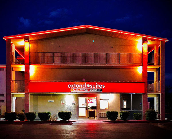 Extend-a-Suites - Albuquerque East
