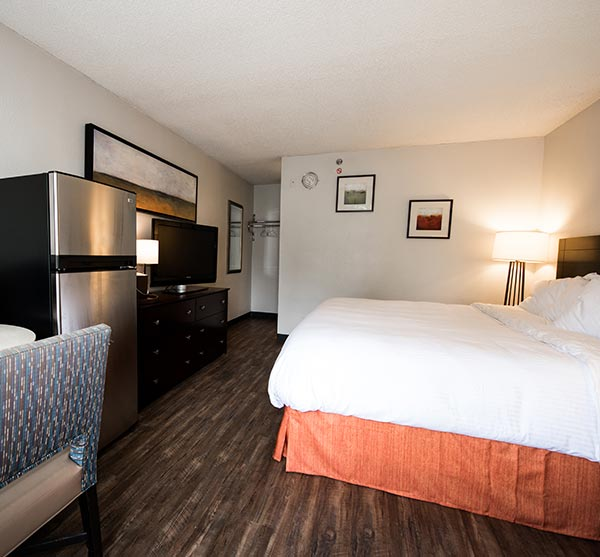 King Room in Extend-a-Suites - Columbus